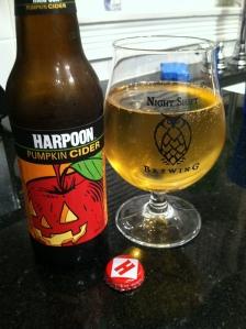 Harpoon Cider