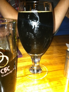CBC Stout at the Devil