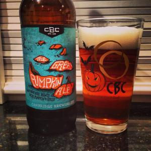 Cambridge Brewing Company Great