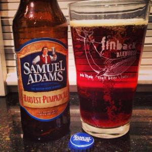 Sam Adams Harvest