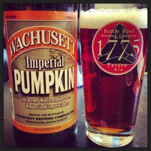 Wachusett Imperial Pumpkin