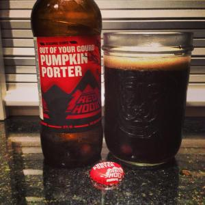 Red Hook Out of Your Gourd Porter