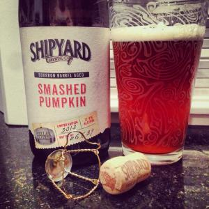 Shipyard Pugsleys Smashed Barrel