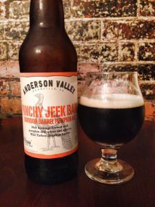 Anderson Valley Pinchy Jeek Barl 2014