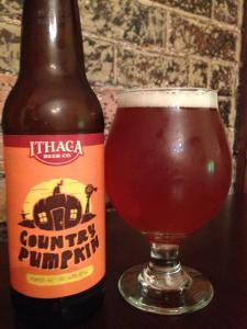 Ithaca Country Pumpkin