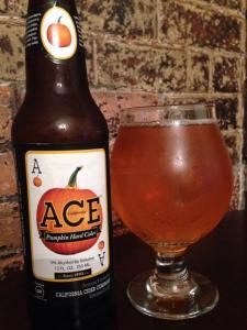 Ace Pumpkin Cider 2014