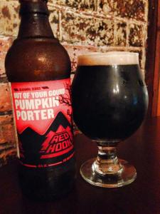 Red Hook Pumpkin Porter