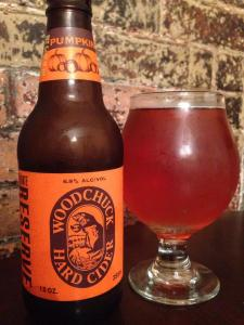 Woodchuck Private Reserve Pumpkin 2014