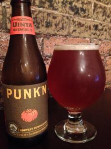 Uinta Brewing Company Punkn 2014