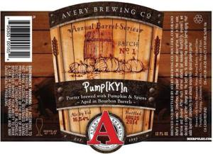 Avery Brewing Company PumpKYn