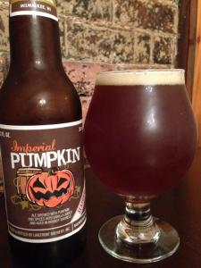 Lakefront Imperial Pumpkin 2014