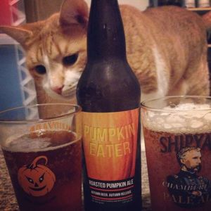 The Tap Brewing Co Pumpkin Eater