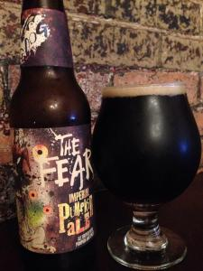 Flying Dog Brewery The Fear Imperial Pumpkin