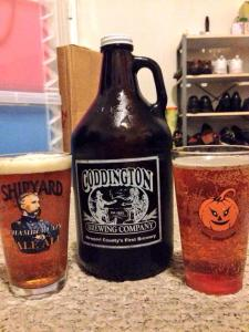 Coddington Pumpkin Ale
